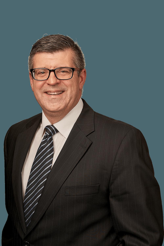 Alain (Al) Laurencelle, KStJ, BA, LLB